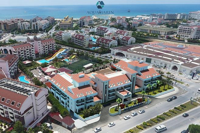 Side Aquamarin Resort And Spa