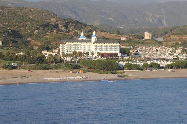 Throne Beach Resort Spa